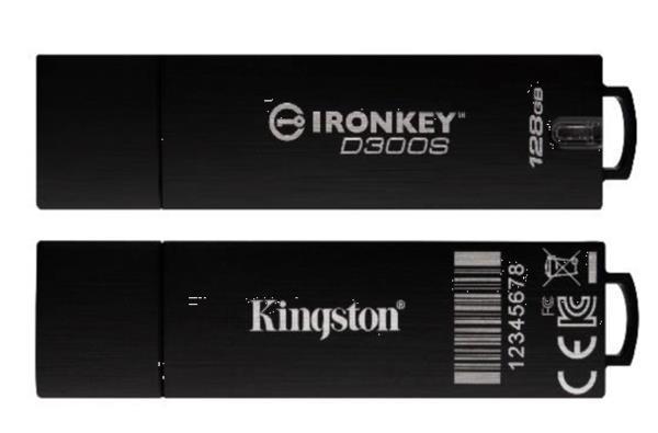 金士顿IronKey D300系列加密闪存盘获得北约信息安全产品认证